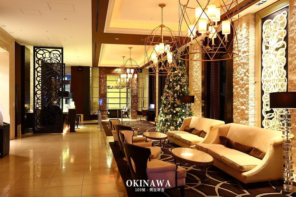 那霸希爾頓逸林酒店|機場10分鐘、OPA百貨巴士總站3分鐘