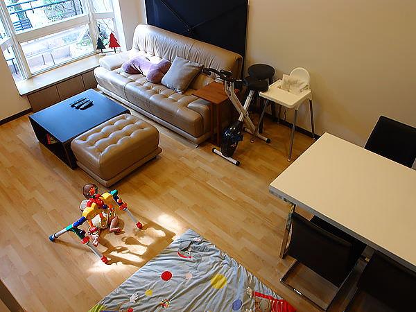 【育兒小筆記】家有爬行小人之居家安全新對策 LG舒適毯(地墊保護墊)